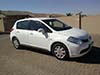 Rental Cars For Sale - Nissan Tiida 1.6 Hatch
