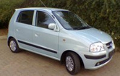 Car Hire/Rental in Johannesburg - Hyundai Atos 1.1 GLS Automatic