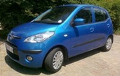 Car Hire/Rental in Johannesburg - Hyundai I10 1.1 GLS