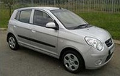 Car Hire/Rental in Johannesburg - Kia Picanto 1.1 LX