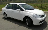 Midsize Sedan 5 seater