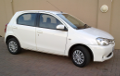 Car Hire/Rental in Johannesburg - Toyota Etios 1.5 Hatch
