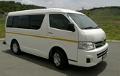 Car Hire/Rentals in Johannesburg - Toyota Quantum 2.7 10 Seater