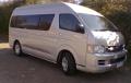 Car Hire/Rentals in Johannesburg - Toyota Quantum 2.7 14 Seater